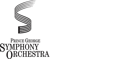 Prince George Symphony Orchestra logo