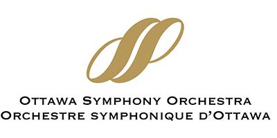 Orchestre symphonique d'Ottawa logo