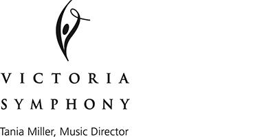 Victoria Symphony logo