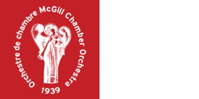 Orchestre de chambre McGill logo