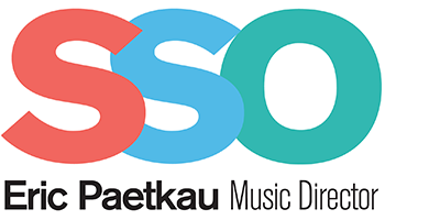 Saskatoon Symphony Orchestra logo